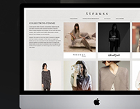 Fully Responsive Website - Fashion