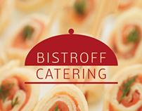 Bistroff Catering Logo & Identity