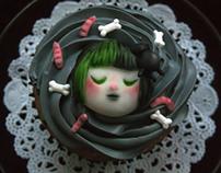 Cupcakes : Thirteen
