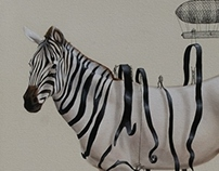 DRESSING THE ZEBRA