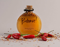 "Honey Packaging: ""Behave!"""