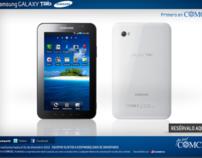 Samsung Tab Galaxy