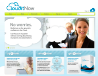 Web Design - ClouditNow