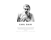 Carl Dair's 7 Typographical Contrasts