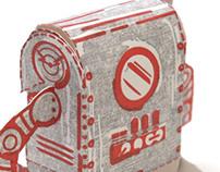 Letterpress Robot