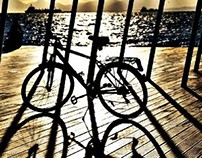 bike in Thessaloniki