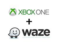 X-Box One + Waze Integration