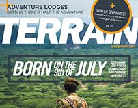 TERRAIN Magazine