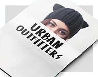 Urban Outfitters December Catalog
