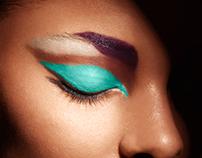 Creative Makeup Black Beauty