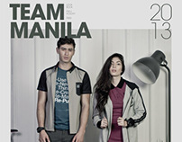 "Team Manila ""63 Brand New Movement"" (Print Ads)"