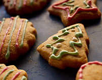 ginger cookies, this christmas