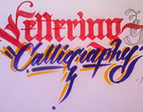 Lettering Y Calligraphy