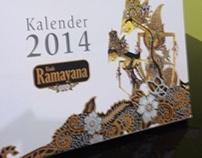 calendar Ramayana 2014