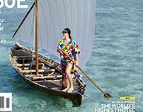 Destinasian Magazine Cover+Editorial