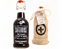 Safehouse Coffee Packaging