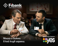 First Investment Bank YES compaign 2011