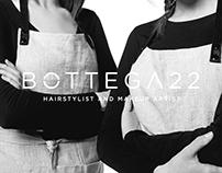 BOTTEGA22 - Branding & Interior Design