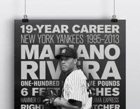 New York Yankees Poster Night 2013