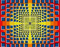 OP-ARCH mosaic panels