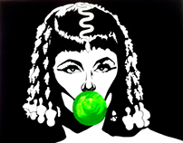 Cleopatra Bubble Gum