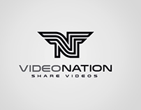 Video Nation - Logo Template