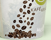 Kafé Kraze - Cups hot drinks at existing froyo stores.