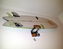 Newest Howitzer Surfboards