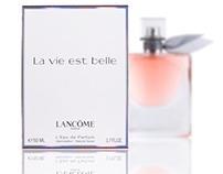 Packaging Lancôme