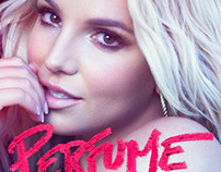 "Britney Spears ""Perfume"" by Michelangelo Di Battista"