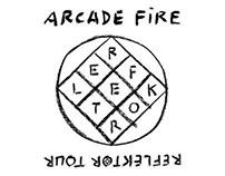 Arcade Fire - Italian Reflektor Tour 2014