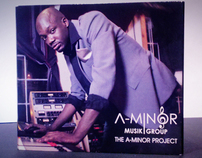 The A-Minor Project Album Cover