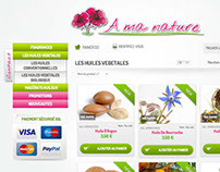 Website joomla e-commerce