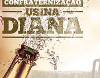 Poster - Usina Diana
