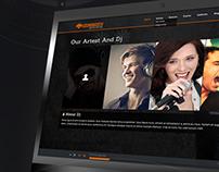 Soundbooth Web Design