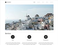Zoomy - Photography WordPress Theme