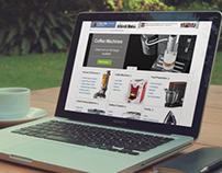SDA main category page