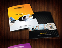 MULTI-PURPOSE BI FOLD BROCHURE