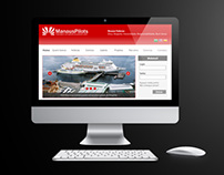 Manaus Pilot - Redesign WebSite