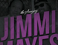 Jimmi Mayes Concert Poster