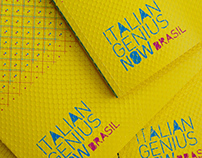Italian Genius Now Brasil Catalogue