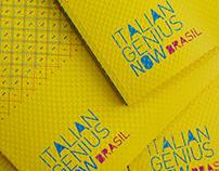 Italian Genius Now Brasil Catalogue
