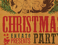 Christmas Party Flyer / Invitation