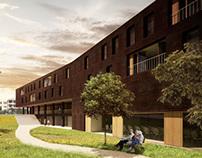 2013 |  nuovo centro multifunzionale  bioggio