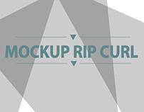 MOCKUP RIP CURL
