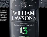 William Lawson's 13