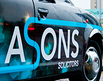 Asons Livery & Vehicle Adverts