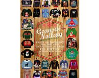 Geansai Nollaig Poster