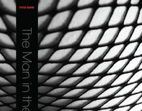 The Man in The Net - Concept and book jacket redesign