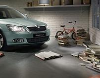 Škoda Service Pre-Review